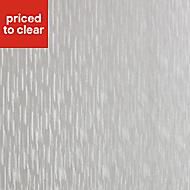 Graham & Brown Superfresco colours Silver mist Wallpaper