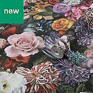 Graham & Brown Superfresco Easy Multicolour Floral Smooth Wallpaper