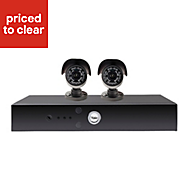 Yale Y402A-HD1080 1080p Wired CCTV kit