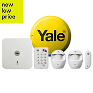 Yale Wireless Smart home Alarm kit SR-320