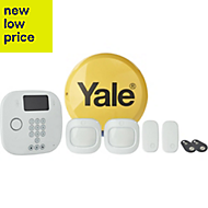 Yale Wireless Intruder alarm kit IA-220
