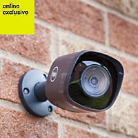 Yale Wired Smart home 1080p 2 camera CCTV kit