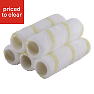 "Hamilton Performance 9"" 9 "" Knitted polyester Roller sleeve Pack of 5"