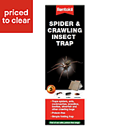 Rentokil Poison-free Trap Crawling insect control 34g