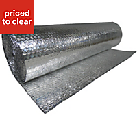 ThermAll Bubble insulation roll 7500mm 600mm 4mm