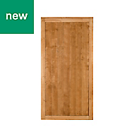 Pine Traditional Gate, (H)1.82m (W)0.92m