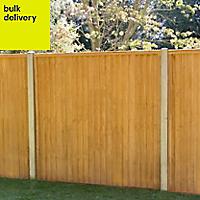 Closeboard Fence panel (W)1.83m (H)1.83m