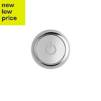 Mira Mode Dual Pumped Ceiling fed Chrome effect Thermostatic Digital mixer shower