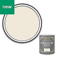Rust-Oleum Shortbread Satin Furniture paint 125ml