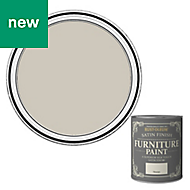 Rust-Oleum Hessian Satin Furniture paint 125ml