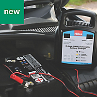 Hilka Pro-Craft Automatic Battery Charger