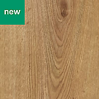 Ravensdale Natural Oak effect Laminate flooring, 1.48m² Pack
