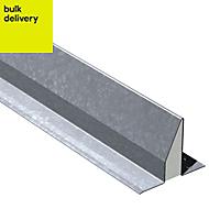 Expamet Galvanized steel Lintel (L)2.7m (W)238mm