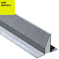 Expamet Galvanized steel Lintel (L)2.7m (W)264mm