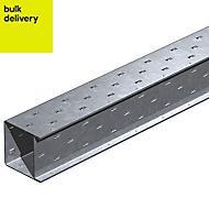 Expamet Galvanized steel Lintel (L)1.5m (W)95mm