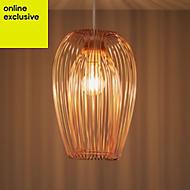 Jonas Copper Wire Light shade (D)220mm