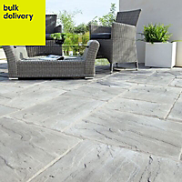 Wetherdale Mixed size paving pack (L)450