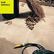 Buff Peak Single paving slab (L)600mm (W)600mm