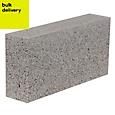 Aggregate Industries Grey Dense block (H)215mm (W)100mm (L)440mm