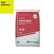 Thistle Hard wall Undercoat plaster 25kg