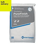 Thistle Pure Finish Quick drying Plaster 25kg