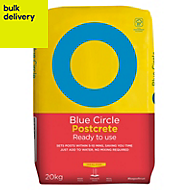 Blue Circle Ready mixed Postcrete, 20kg Bag