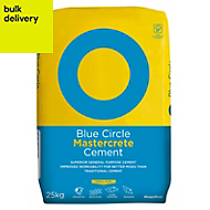 Blue Circle Mastercrete Cement, 25kg Bag