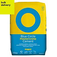 Blue Circle Mastercrete Cement 25kg Bag