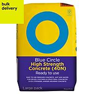 Blue Circle High strength Ready to use Premixed concrete 20kg Bag