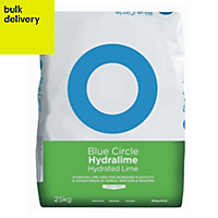 Blue Circle Hydrated lime, 25kg Bag