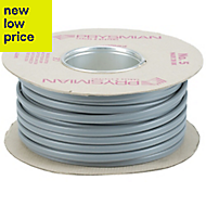 Prysmian 6242Y 3 core 2.5mm2 Twin & earth cable, 50m