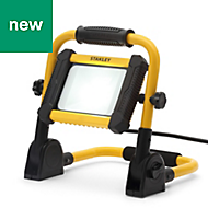 Stanley Hand held work light with stand 10W 240 V