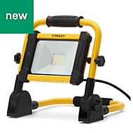 Stanley Hand held work light with stand 20W 240 V