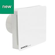 Manrose CQF100S Bathroom Extractor fan (Dia)99mm