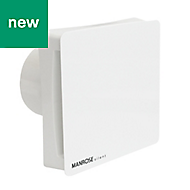 Manrose CSF100S Bathroom Extractor fan (Dia)99mm