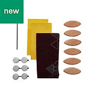 Unika Kitchen Installation kit