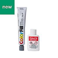 Unika Grey Matt Worktop sealant & adhesive, 20ml