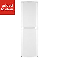 Beko CSG1582W 50:50 White Freestanding Fridge freezer