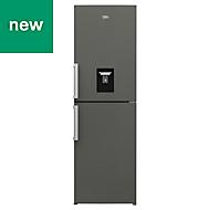 Beko CFP1691DG Graphite Freestanding Fridge freezer