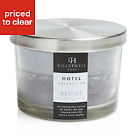 Chartwell Home White tea & ginger Jar candle