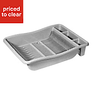 Curver Cleaning Stainless steel effect Drainer, (W)370mm