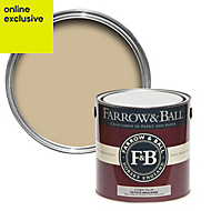 Farrow & Ball Cord no.16 Matt Estate emulsion paint 2.5 L