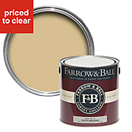 Farrow & Ball Hay no.37 Matt Estate emulsion paint 2.5L