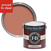 Farrow & Ball Estate Red earth No.64 Matt Emulsion paint, 2.5L