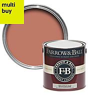 Farrow & Ball Estate Red earth No.64 Matt Emulsion paint 2.5L