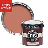 Farrow & Ball Red Earth no.64 Matt Estate emulsion paint 2.5L