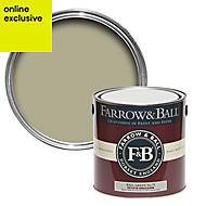 Farrow & Ball Estate Ball green No.75 Matt Emulsion paint, 2.5L