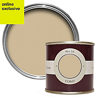 Farrow & Ball Estate Cord No.16 Emulsion paint, 0.1L Tester pot
