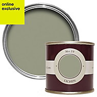 Farrow & Ball Estate Lichen No.19 Emulsion paint, 0.1L Tester pot