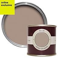 Farrow & Ball Dead Salmon no.28 Estate emulsion paint 0.1L Tester pot